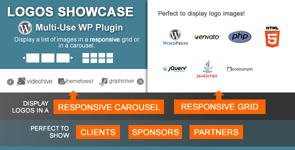 Logos Showcase Preview