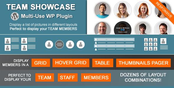 Team Showcase Preview